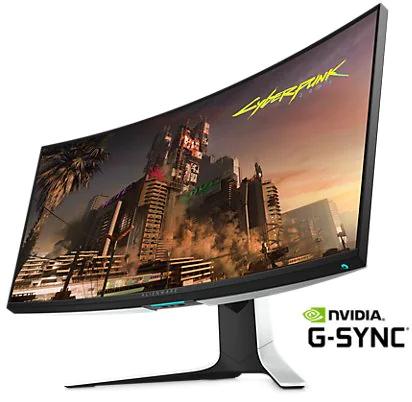 Monitor curvo Dell Alienware 34