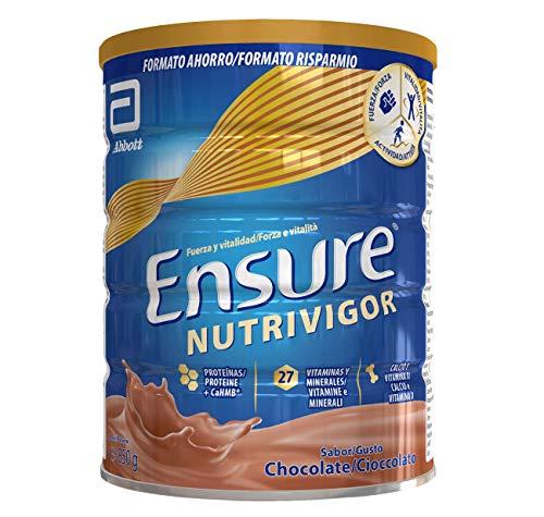 Ensure nutrivigor 850g chocolate