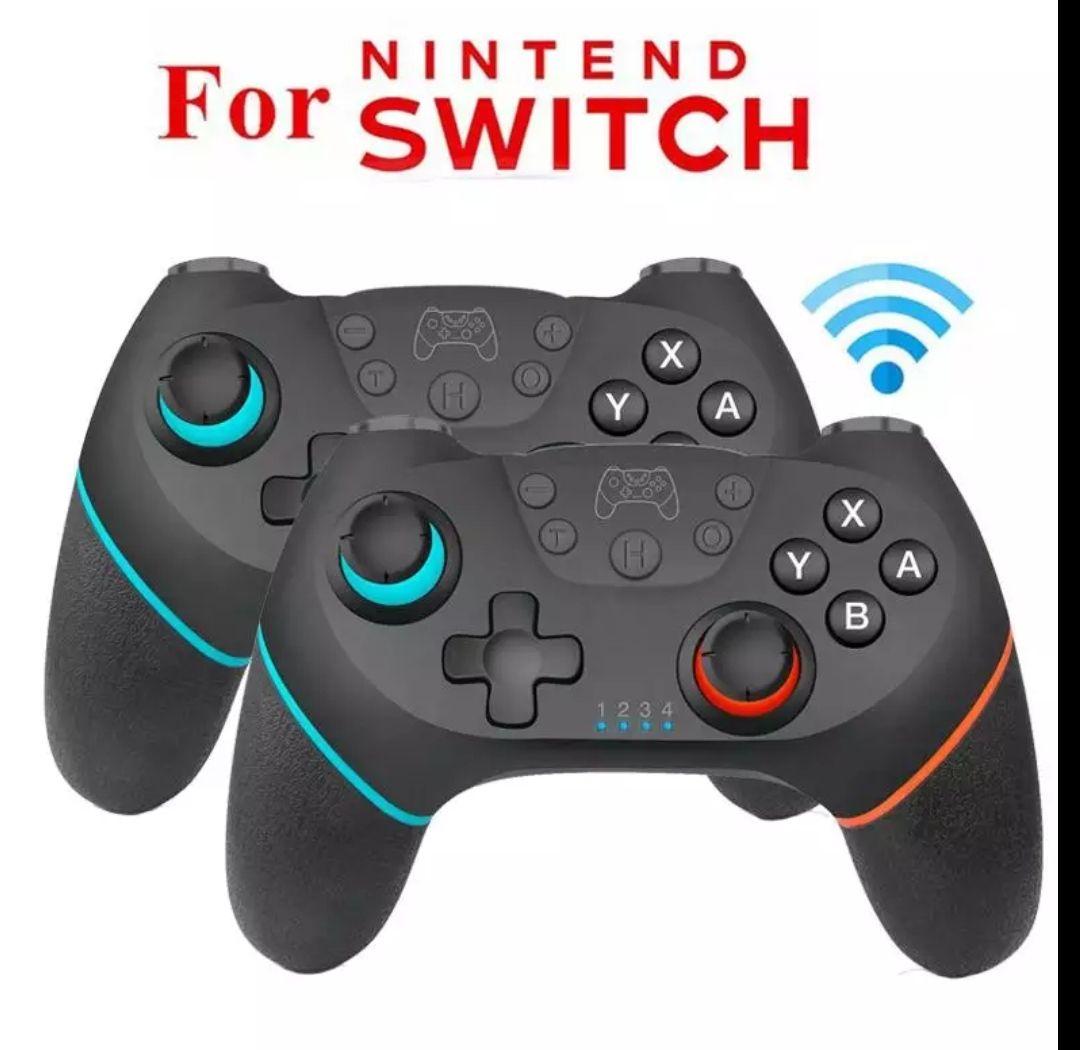 2 mandos inalámbricos para Nintendo Switch 2.0