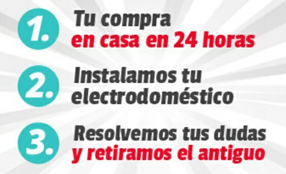 FRIGORÍFICOS Y LAVADORAS Hasta -50%!!