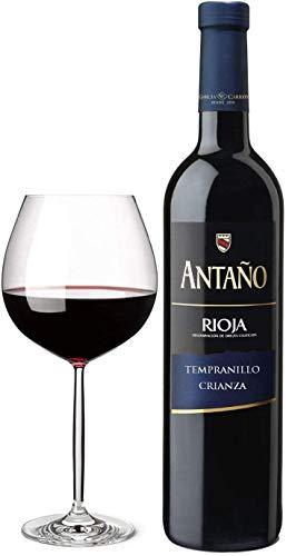 Antaño Crianza - Vino Tinto D.O Rioja - 750 ml