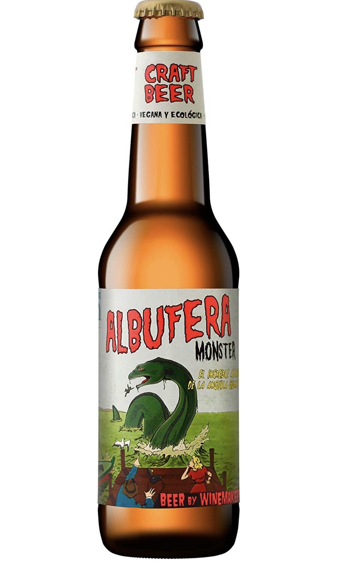 Cerveza artesana Albufera