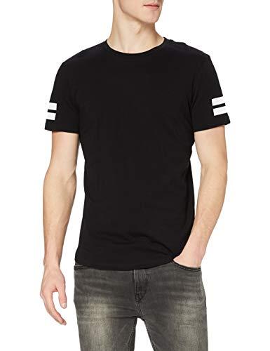Jack & Jones Jcoboro tee SS Crew Neck Camiseta para Hombre (Tallas XS, M, XL, XXL)