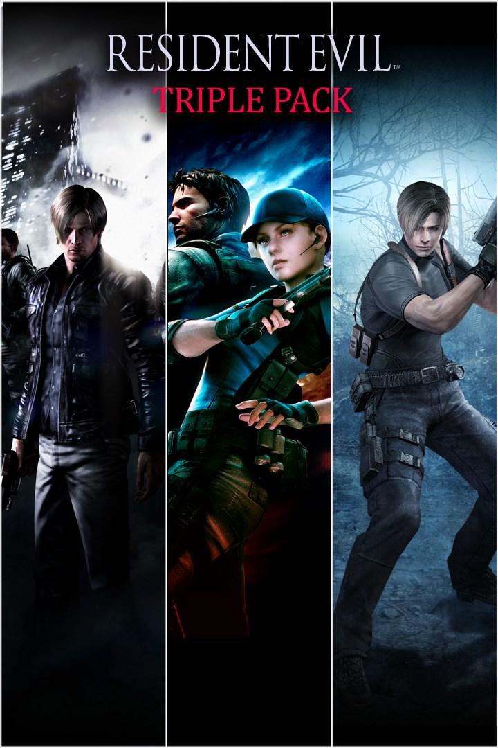 Resident evil Triple pack - XBOX Store