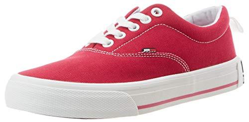 Zapatillas mujer tommy Hilfiger rojas (Talla 40)