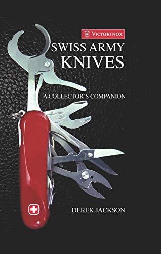 Libro Swiss Army Knives: Edición Coleccionista (Inglés)