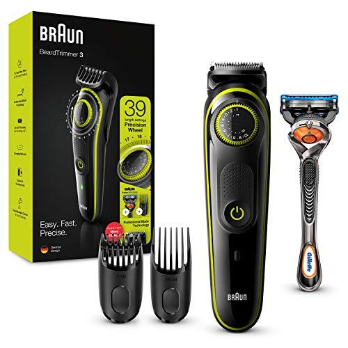 Braun BT3241 recortadora de barba y cortapelo