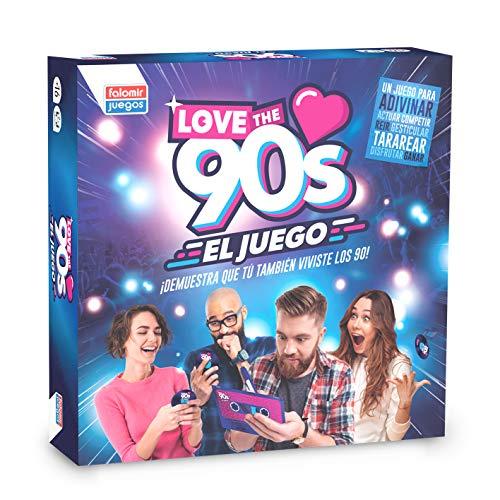 Love The 90´S Juego de Mesa