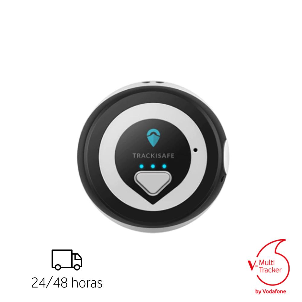 V-MultiTracker by Vodafone Localizador GPS para Mascotas, Llaves, Mochilas, etc