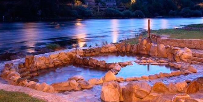 Piscinas termales GRATIS en España