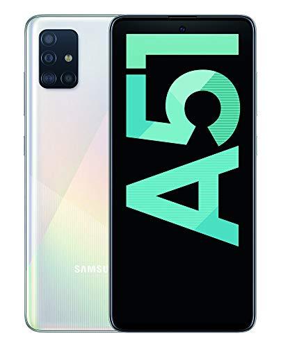 Samsung Galaxy A51 | Dual SIM | 128GB Almacenamiento | 48MP Camara Principal