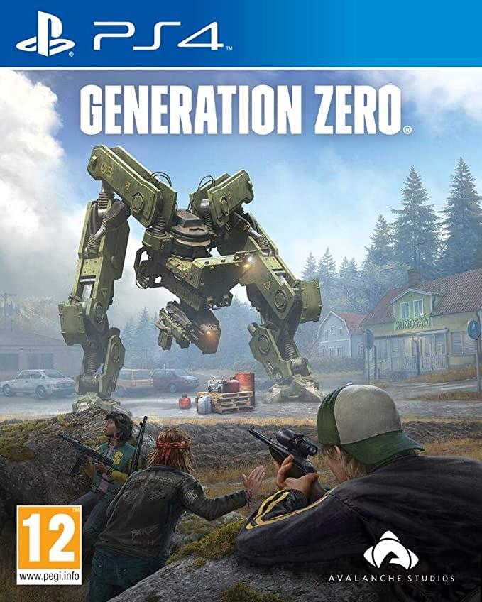 Generation Zero PS4 (Físico-Amazon/Game) por solo 9,95€