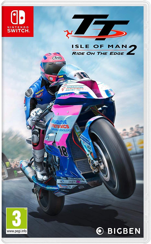 TT Isle of Man Ride on The Edge 2 (Switch)