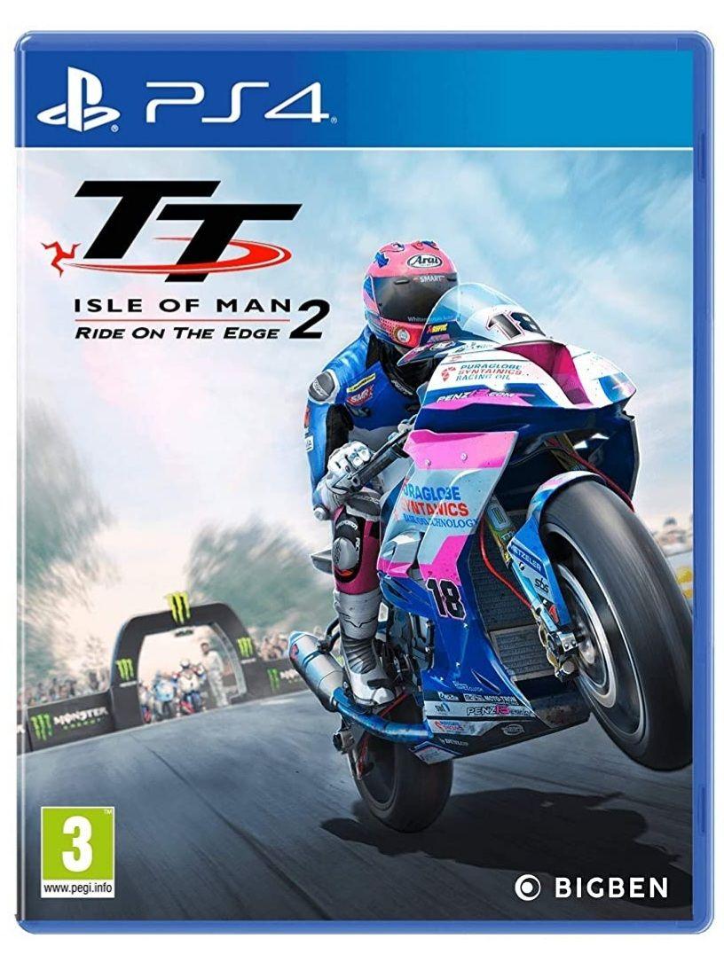 TT Isle of Man Ride on The Edge 2 (PS4)