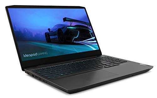 Lenovo IdeaPad 3 | Portátil Gaming 15.6'' FullHD | 16GB RAM | 512GB SSD | NVIDIA GTX1650-4GB | AMD Ryzen 7-4800H