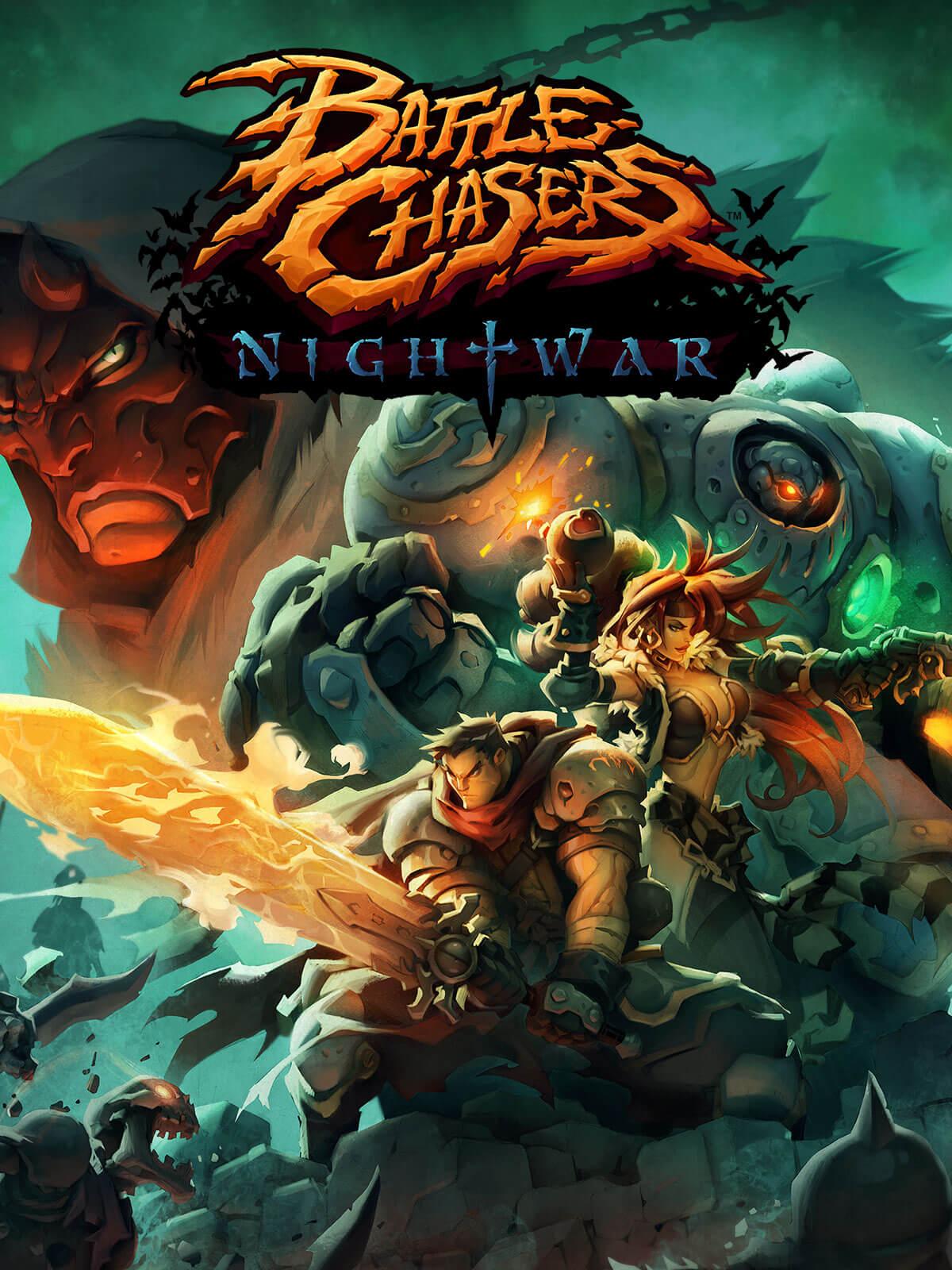 Battle Chasers: Nightwar EPIC