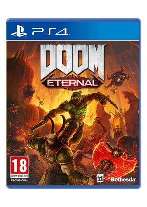 Doom Eternal Juego PS4