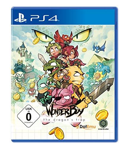 Wonder Boy The Dragon's Trap PS4 Pal Alemania