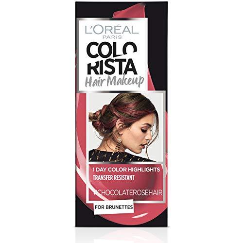 L'Oreal Paris Colorista Hair Make Up Chocolate Rose