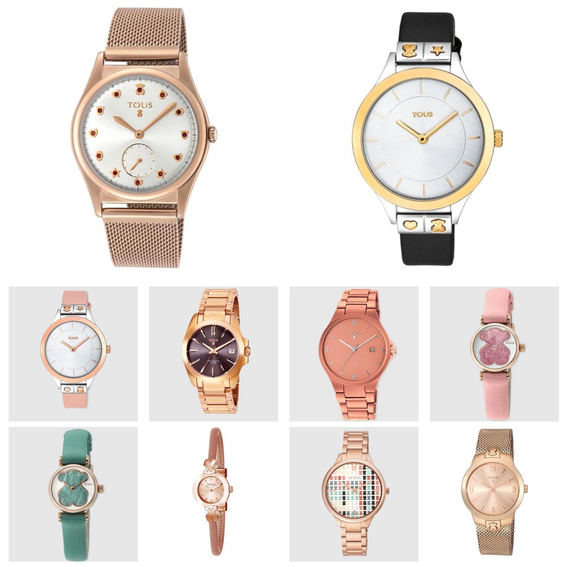 Relojes Tous Mujer con descuento de 64%-69%