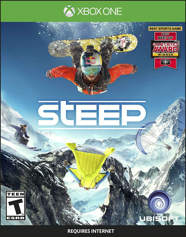 Steep - Xbox One/Series X