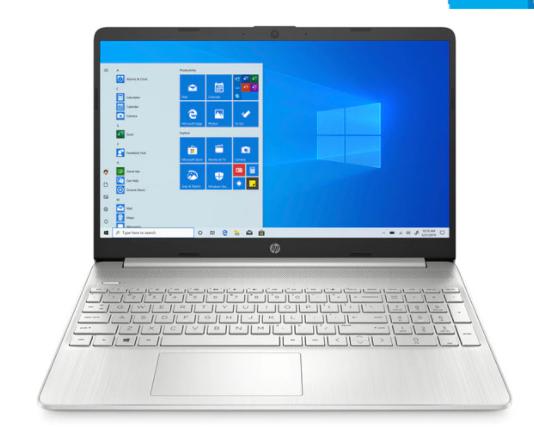 Portátil HP 15s-fq2002ns i5, 16GB, 1TB SSD
