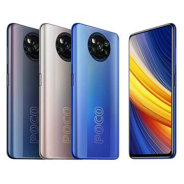 POCO X3 Pro Versión global Snapdragon 860 6GB 128GB 6.67 pulgadas 120Hz