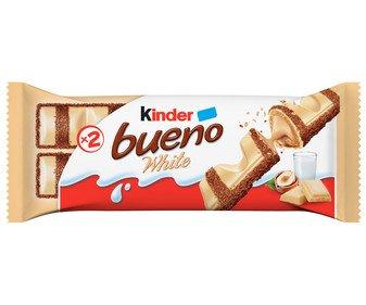 Kinder Bueno Chocolate Blanco 33gr (Tenerife)