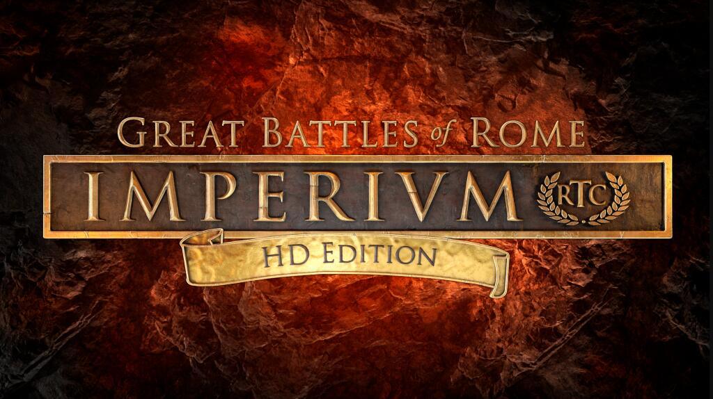 """Llega el Kickstarter de Imperivm RTC - HD Edition """"Great Battles of Rome"""""""