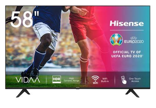 "TV Hisense 58"" Smart TV 4K UHD HDR10+ Alexa incorporado"