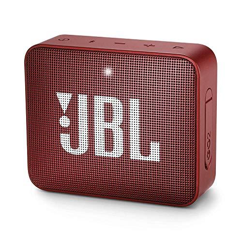 JBL GO 2 – Altavoz inalámbrico portátil con Bluetooth