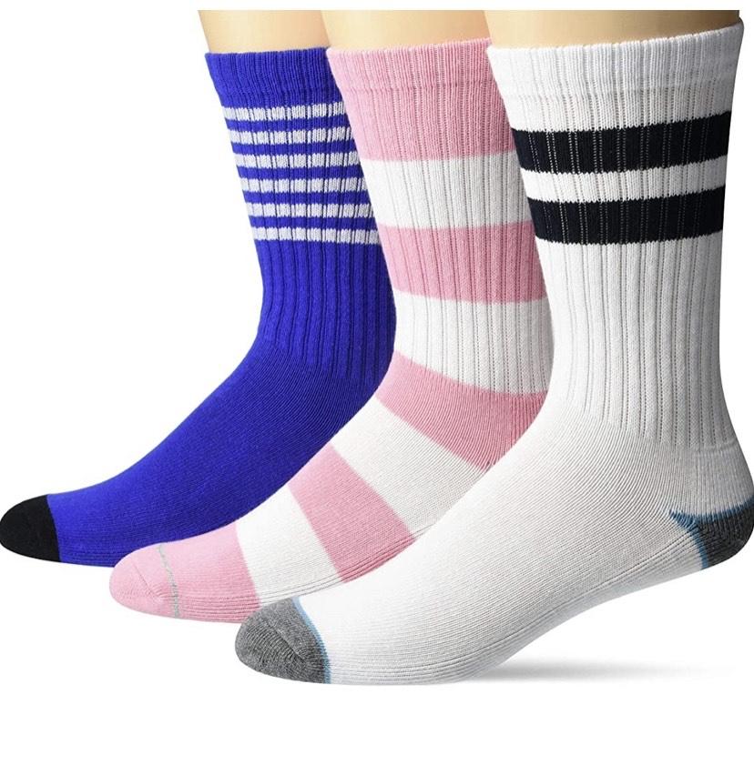 Pack de 3 calcetines talla única