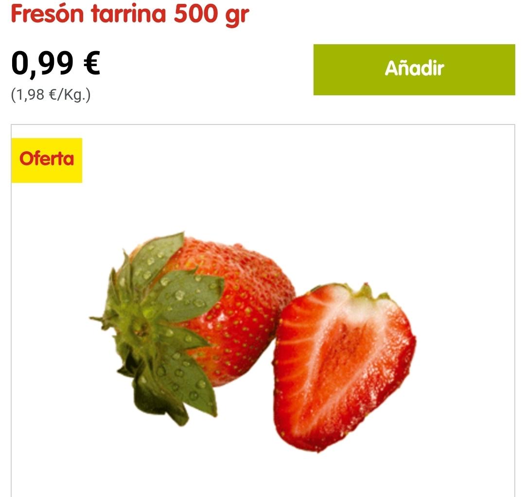 Freson tarrina 500 gramos DIA