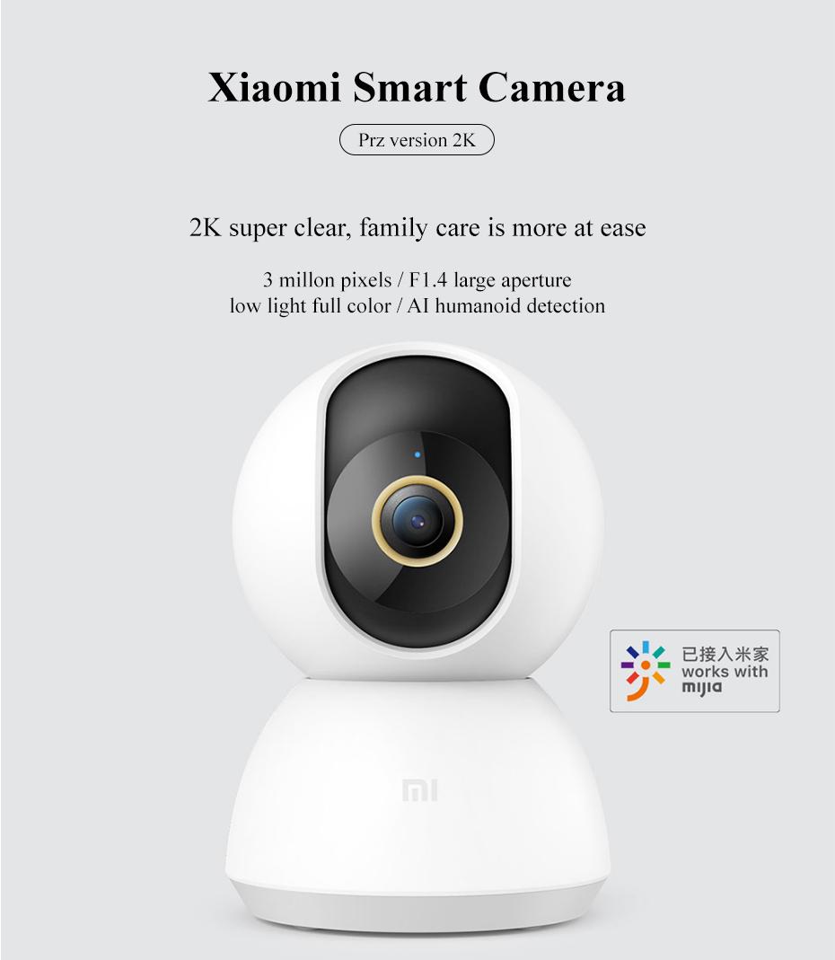 Cámara de vigilancia Xiaomi Smart 2K