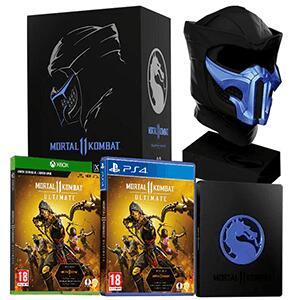 Mortal Kombat 11 Ultimate Kollector´s Edition GAME [SOLO HOY]