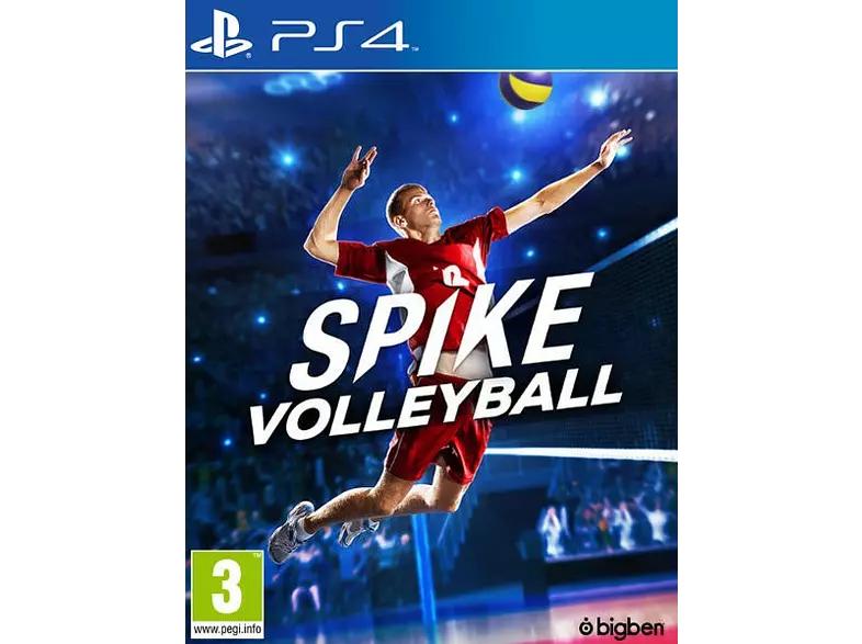 PS4 Spike Volleyball (Mediamark)