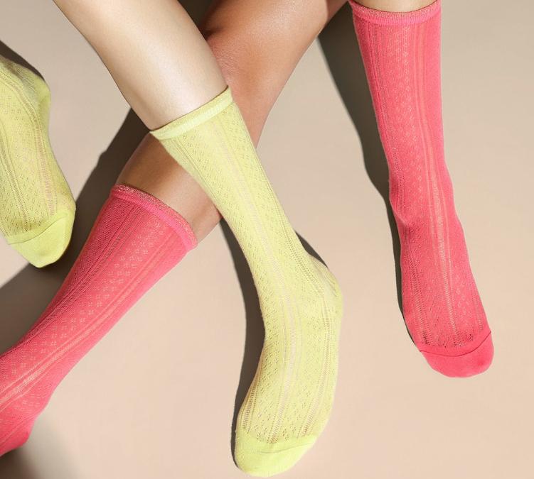 Calcetines para mujer de Zara Home a solo 1,99€