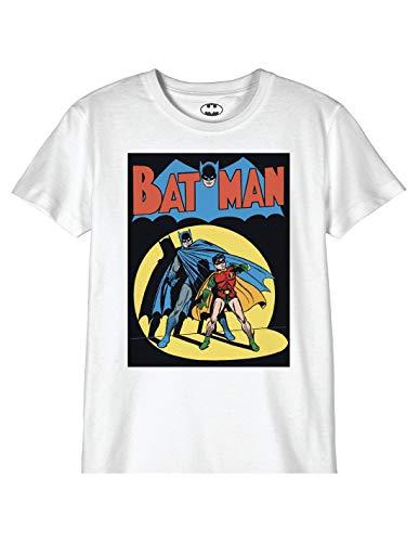 Camiseta niño Batman. En talla 14 por 4,17. Talla 10 por 5,15