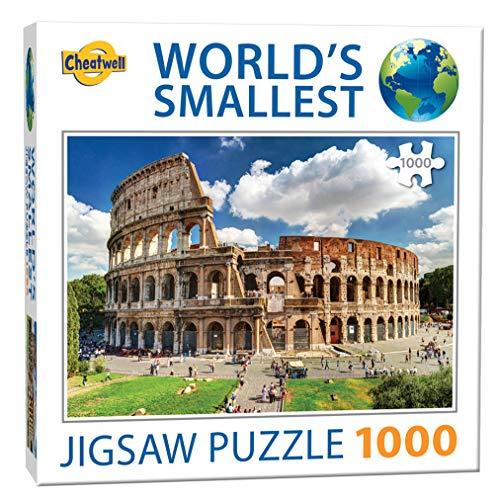 Puzzle Anfiteatro Flavio 1000 minipiezas