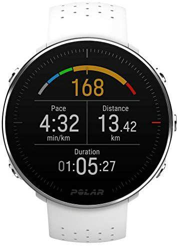 Polar Vantage M -Reloj con GPS y Frecuencia Cardíaca ( Amazon.fr, Reaco Como Neuvo, Blanco, S)