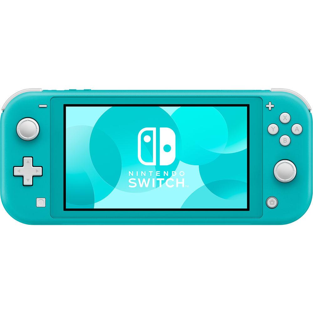 """Nintendo Switch Lite Edición Turquesa + Protector De Pantalla """"Desde Europa"""""""