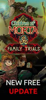 Children of Morta al 50% en Steam