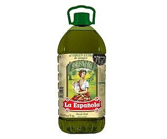 LA ESPAÑOLA aceite de oliva virgen extra 5 litros