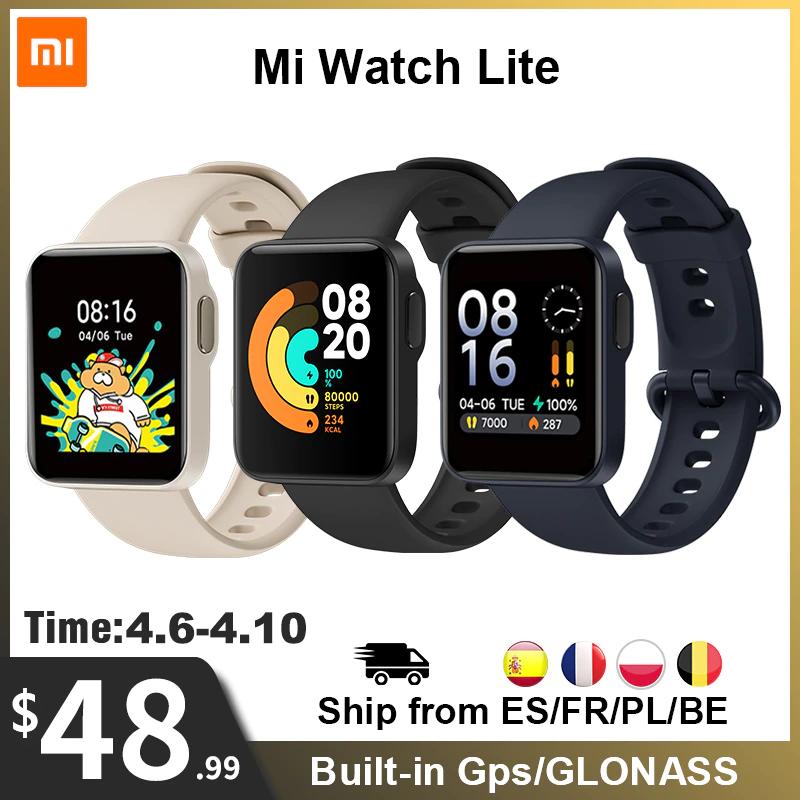 Xiaomi Reloj inteligente Mi Lite GPS - Desde España