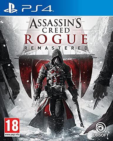 Assasin's Creed Rogue Remastered - PS4 (Mediamarkt y Amazon)