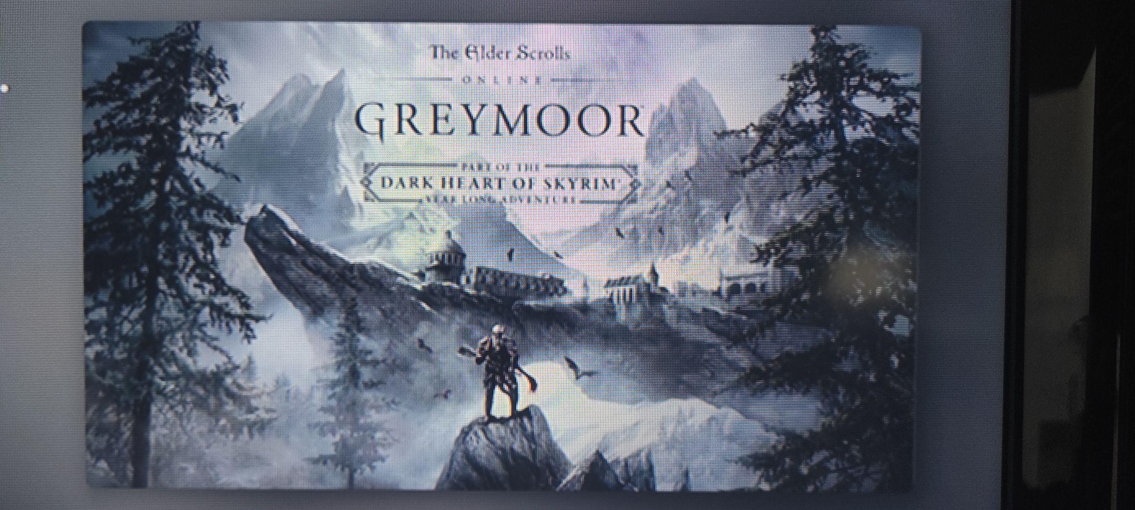 TESO: Greymoor Collector's Edition