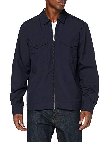Tommy Hilfiger Overshirt Camisa para Hombre a mitad de precio. Talla S