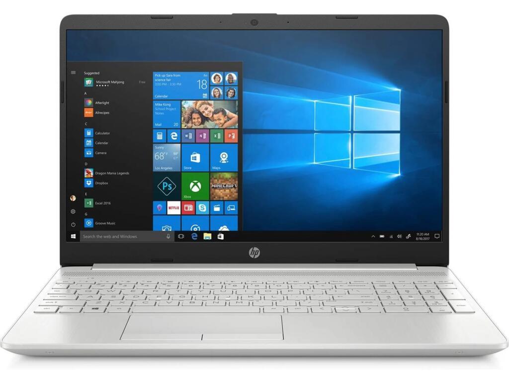 Portátil HP 15-DW2003NS (15.6'' - Intel Core i7-1065G7 - RAM: 8 GB - 512 GB SSD PCIe - NVIDIA GeForce MX330)