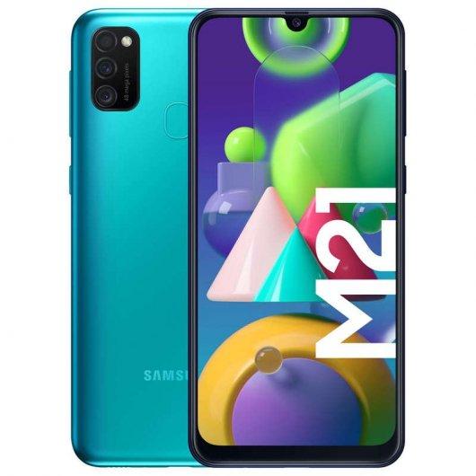 Samsung Galaxy M21 4/64GB Verde Libre