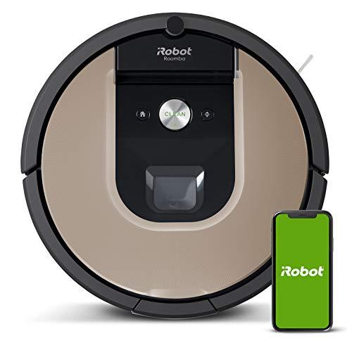 iRobot Roomba 966- Robot aspirador con Wi-Fi